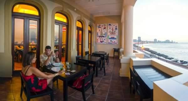 Nazdarovie restaurante,Havana,Cuba