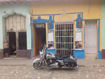 Restaurante Taberna Ochun-Yemayá,Trinidad,Cuba