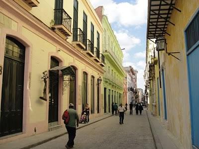 Old Havana  - Havana, Cuba.