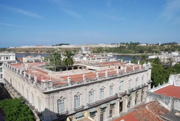 Palace of The Captains Generals - Havana, Cuba.