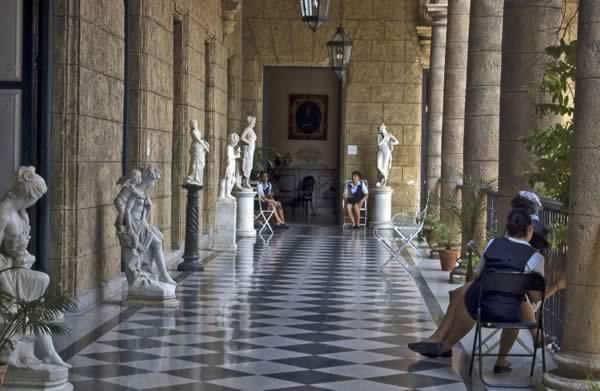 Palacio de los Capitanes Generales - La Habana.