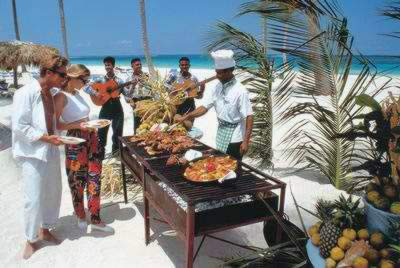 Hotel Paradisus Varadero - Beach Grill