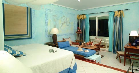 Standard Junior Suite Room at Hotel Paradisus Vara