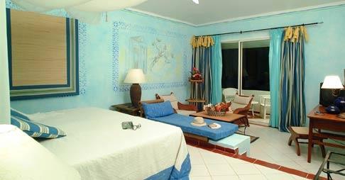 Junior suite del Hotel Paradisus Varadero, Cuba