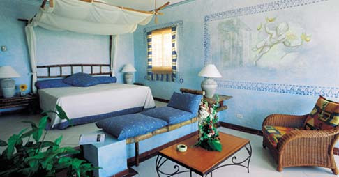 Junior Suite Room at Hotel Paradisus Varadero