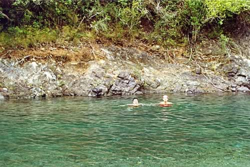 Parque Natural Majayara, Baracoa,Cuba