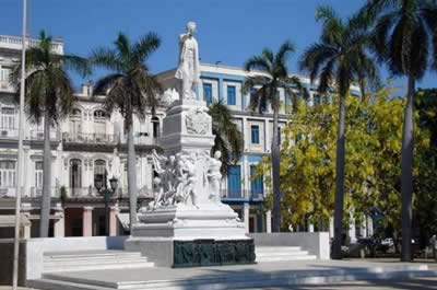 Parque Central - Havana, Cuba.