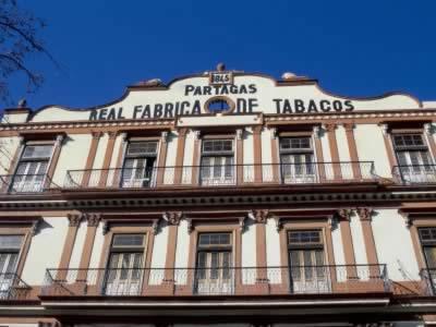 Partagas Cigar Factory - Havana, Cuba.