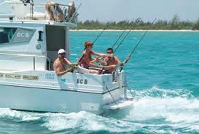 Pesca en Cayo Coco y Cayo Guillermo