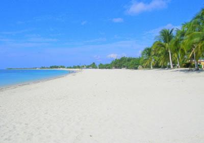 Playa Ancon,Trinidad, Cuba