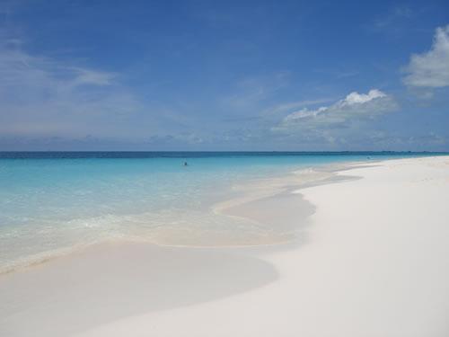 Playa Sirena, Cayo Largo, Cuba