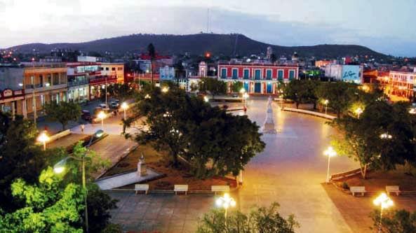 Plaza Calixto Garcia, Holguin, Cuba