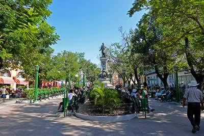 Plaza Dolores, Santiago de Cuba