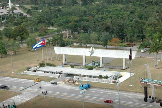 Revolution Square, Holguin, Cuba