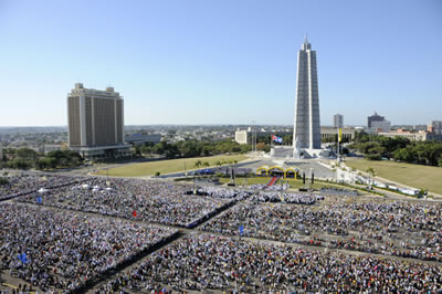 Plaza de la Revolución, Habana, Cuba