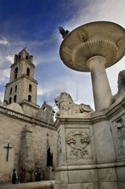 Plaza San Francisco de Asis, La Habana, Cuba