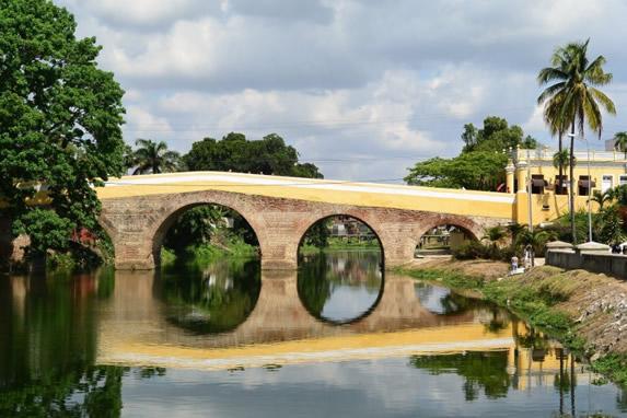 Yayabo Bridge in Sancti Spiritu