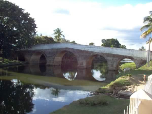 Puente Yayabo, Santi Spiritus, Cuba