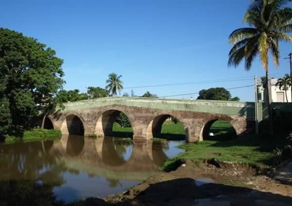 Yayabo Bridge, Santi Spiritus, Cuba
