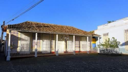 Plazuela Real del Jigue, Trinidad Cuba