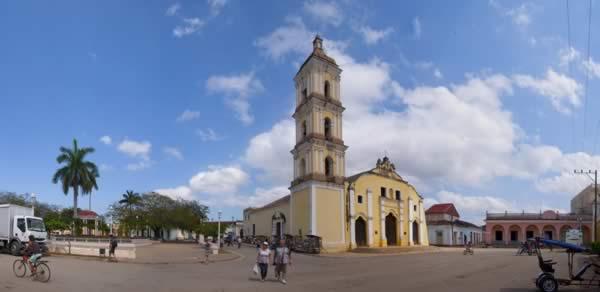 Remedios, Villa Clara, cuba