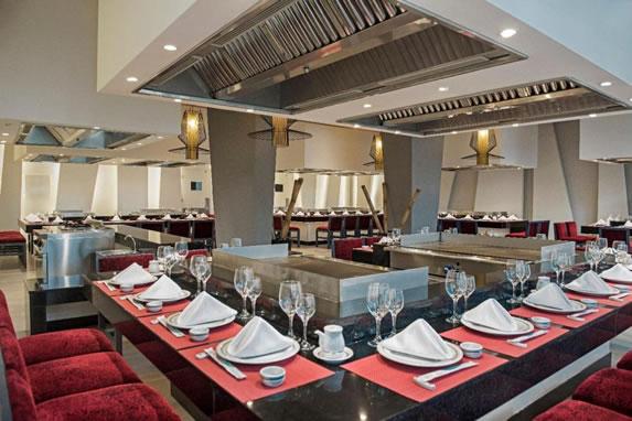 Hotel Bella Vista restaurant