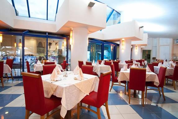 Restaurante del hotel