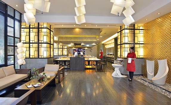 Hotel Japanese restaurant