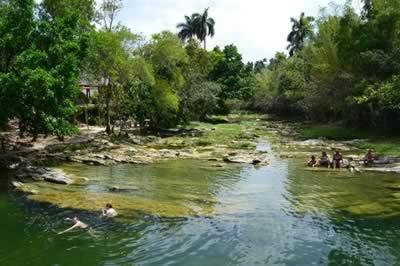 San Diego de los Baños, Pinar del Rio, Cuba