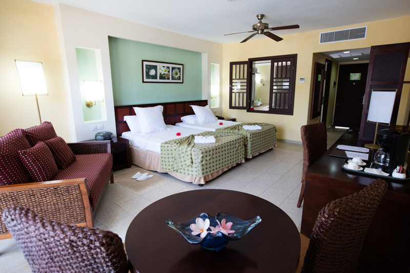 View of  of the hotel room