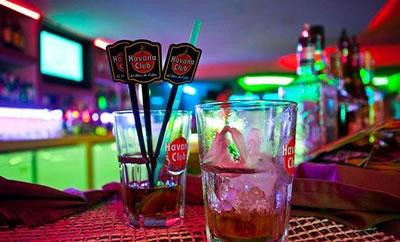 Bar Sangry La, La Havana, Cuba