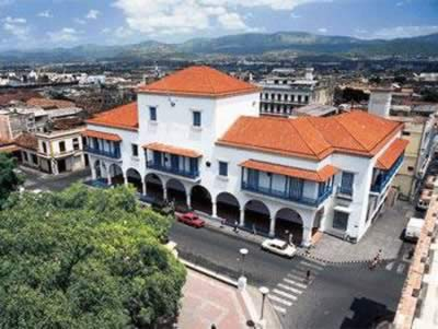 City Hall, downtown Santiago de Cuba
