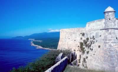 Morro Castle of Santiago de Cuba