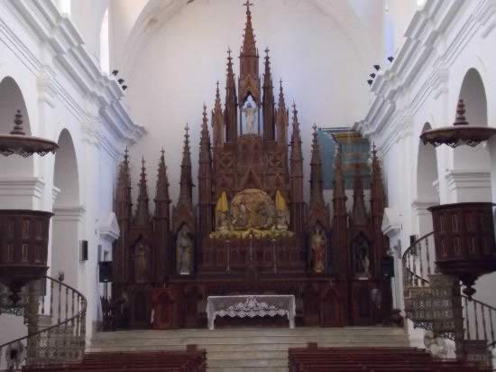 Parroquial Santisima Trinidad, Trinidad