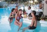Acuabar del Hotel Sol Sirenas-Coral Resort, Cuba