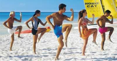 Hotel Sol Sirenas - Coral Resort Beach Fun Program