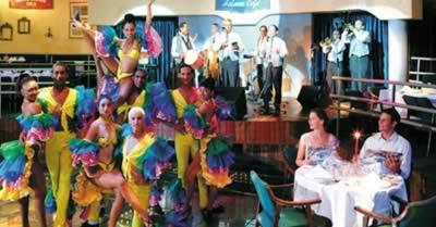 Hotel Sol Sirenas - Coral Resort cabaret