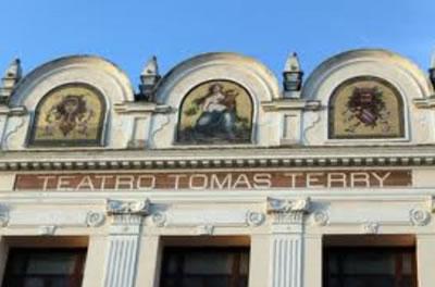 Teatro Tomás Terry, Cienfuegos, Cuba