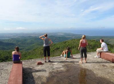 Topes de Collantes, Trinidad, Cuba