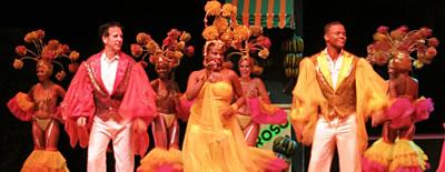 Cabaret Tropicana, Santiago de Cuba, Cuba
