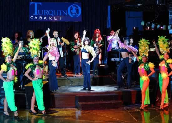 Cabaret Turquino, Habana, Cuba