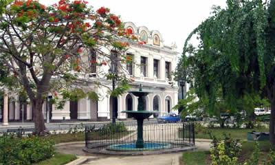 Cienfuegos, Cuba - Terry Theatre
