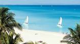 Varadero, Cuba - View of beach