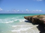 Varadero, Cuba vista de la costa