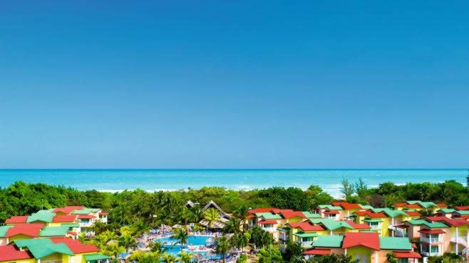 Varadero, Cuba - View from a resort