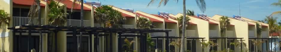 Hotel Villa Iguana, Cayo Largo,Cuba