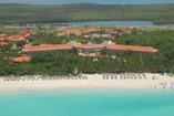 Vista del Hotel Brisas del Caribe
