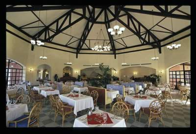 Restaurante del Hotel Iberostar Playa Alameda