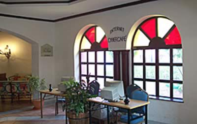 Cibercafé del Hotel Iberostar Playa Alameda