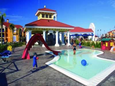 Piscina de niños del Hotel Iberostar Playa Alameda
